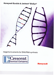 Honeywell, Burdick & Jackson RNA/DNA synthesis